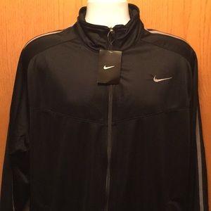 Nike zippered Jacket